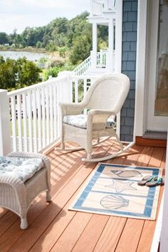 Sneads Ferry Renovation traditional porch