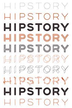 Mutable Typography Rolando G Alcantara Typography Hipstory