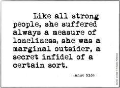 Quotable - Anne Rice