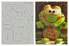 Diy frog