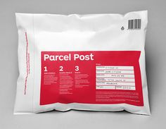 New packaging for Australia Post c/o Interbrand Melbourne :)