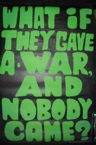 Vietnam War Protest Posters | RARE-VINTAGE-1970-VIETNAM-WAR-PROTEST-BLACK-LIGHT-POSTER