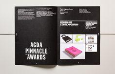 Australian Graphic Design Awards Book