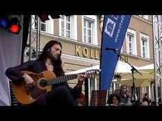 Amazing Live Acoustic Guitar Solo By Estas Tonne with Guitar Manuel Rodriguez - YouTube