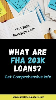 Are you going to be buying a home that needs work? One of the best ways of financing the project will be an FHA 203k loan that allows you to buy the house and finance the work with one mortgage. Real Estate Articles, Real Estate Information, Real Estate Tips, First Time Home Buyers, Real Estate Investing, Finance Tips, Real Estate Marketing, Personal Finance, Budgeting