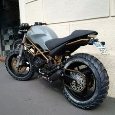 FINN – Ducati Monster 600 …