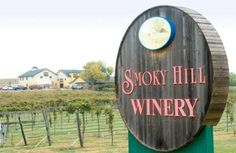 Smoky Hill Vineyards & Winery (Salina) 10 Beautiful Vineyards In Kansas Are a Must-Visit For Everyone Kansas Wineries, Used Camping Trailers, Unique Date Ideas, Weekend Vacations, Overland Park, Camping Spots, Adventure Awaits, Vineyard, Salina Kansas
