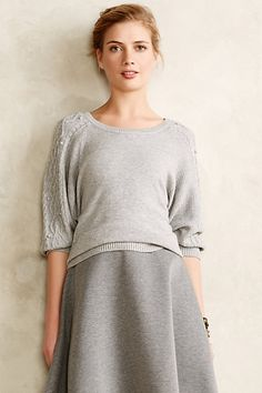 Icehouse Pullover. Simple and casual look, yet it can be dressed up or down.