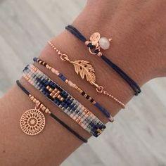 Trendy Luxury Jewelry – Damen Schmuck und Accessoires - Famous Last Words Cute Jewelry, Boho Jewelry, Jewelry Crafts, Beaded Jewelry, Jewelry Accessories, Handmade Jewelry, Fashion Jewelry, Women Jewelry, Jewelry Design
