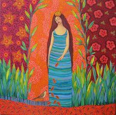 Risultati immagini per Sonia Koch Self Care Bullet Journal, I Am The Walrus, Kochi, Naive Art, Paper Goods, Painting Inspiration, Vivid Colors, Illustration Art, Arts And Crafts
