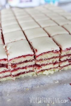 Worth Pinning: How to Make Petit Fours - one of my favourite desserts and very difficult to find.  Now I can do my own!!
