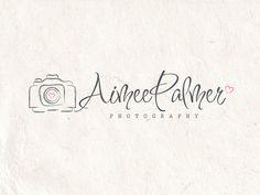 logo by PhotographyLogos on Etsy  Premade Photography logo design photography logo Watermark camera logo. Instant download digital download psd file