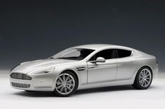 AUTOart: Aston Martin Rapide - Silver (70217)
