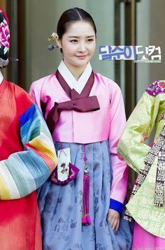 DalShabet WooHee @ Korean Traditional Clothing 'Hanbok' Fashion Show