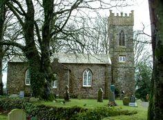 Mullagh Church, Co. Cavan, Ireland.