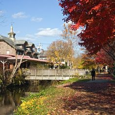 Lambertville: Romantic New Jersey | Travel + Leisure. Weekend getaway guide. For me- daytrip New York City Travel, Weekend Getaways Near Me, Weekend Trips, Day Trips, New Jersey, Jersey Girl, Travel And Leisure, Romantic Getaways, Romantic Travel