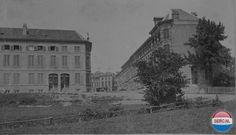 Dullertstraat-Spijkerstraat 1914