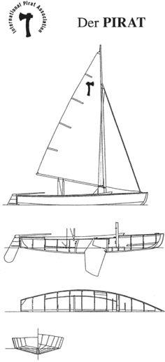 Pirat Zeichnung