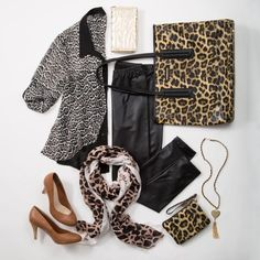 Get the look: Animal Print - The EditThe Edit #NewandNow
