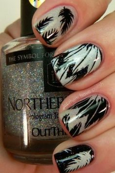 Awesome Nail Polish Design by Maggie Mae