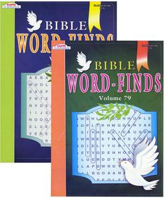 kappa bible series word finds puzzle book Case of 48