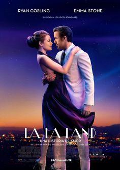"""La La Land. """"Tal vez deberíamos dejar los sueños y empezar a madurar."""""""
