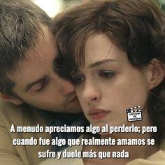 Siempre el Mismo Día (One Day, 2011)  #lecciondepelicula #pelicula #cine #moraleja #movie #frase #enseñanza #aprendizaje #motivacion #9gag #instagram #06jun