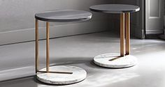 Benefits of a Modern Side Table — New Kids Furniture Unique Coffee Table, Modern Side Table, Coffe Table, Coffee Table Design, Contemporary Dining Table, Design Table, Marble Furniture, Metal Furniture, Furniture Design