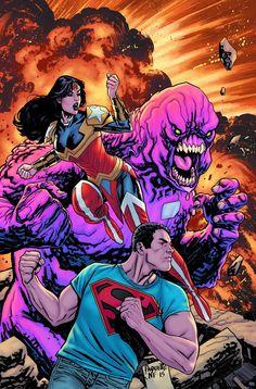 SUPERMAN/WONDER WOMAN #24