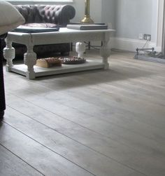 considering staining our wood floors grey - Grey Hardwood Floors