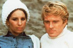 Barbra Streisand and Robert Redford in the Way We Were