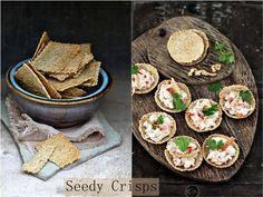 Seedy Crisps