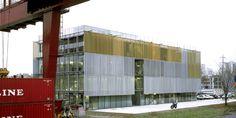 Dietmar Feichtinger Architectes - Office - Logistic center