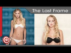 DIY Glamour Photography Backgrounds and 2 & 3 Light Boudoir Glamour Portrait Lighting Tutorial - YouTube