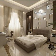 Best Ideas Bedroom Furniture Sets Luxury Home Decor Luxury Bedroom Furniture, Luxury Bedroom Design, Master Bedroom Design, Luxury Home Decor, Luxury Homes, Furniture Design, Modern Furniture, Bedroom Modern, Furniture Layout