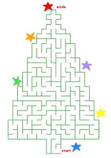 A simple activity for children during holiday season. Christmas Maze, Christmas Gift For You, Christmas Colors, Winter Christmas, Christmas Worksheets, Free Christmas Printables, Christmas Activities, Christmas Projects, Winter Thema