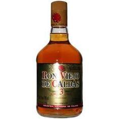 Ron Viejo de Caldas Rum 80@  750ML