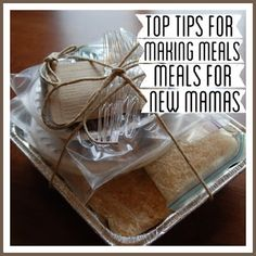 Top Tips for Making Meals for Mamas - Bright Green Door Freezer Cooking, Freezer Meals, Freezer Recipes, Take A Meal, Poppy Seed Chicken, Freezable Meals, Meals On Wheels, Make Ahead Meals, New Mom Meals