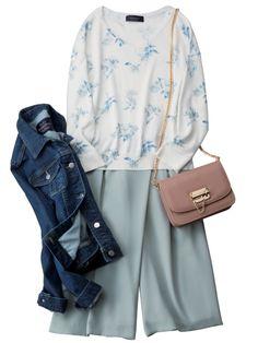 アシメタックガウチョパンツ(ワイドパンツ)|JUSGLITTY(ジャスグリッティー)|ファッション通販 - ファッションウォーカー