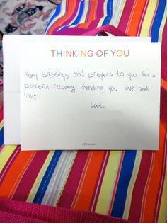 Love & light #card #support #care #caring #supportive #note #friends #BFFLCo #thoughts #prayers #wellwishes #love #light