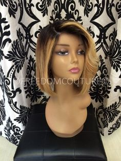 FC Custom Bob Ciara Style and Colour - Hair Extensions   Human Hair Wigs  Australia By decbb9fed
