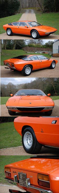 1973 Lamborghini Urraco P250 LHD by VVS UK