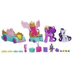 My Little Pony - A3993E240 - Poupée - Carrosse de Princes...…