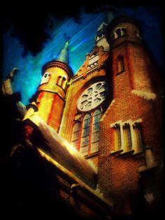 Church, Rotterdam. photo : Jeroen Figee 2013