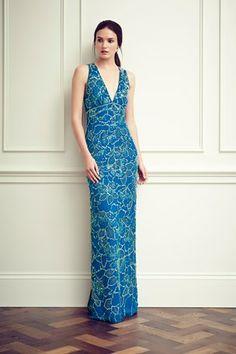 Jenny Packham - Pre S/S 15 Ready-to-Wear
