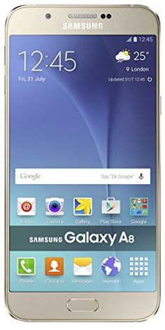 Samsung Galaxy A8 (Gold)