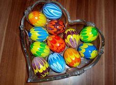 Veľkonočné vajíčka Marabu I.