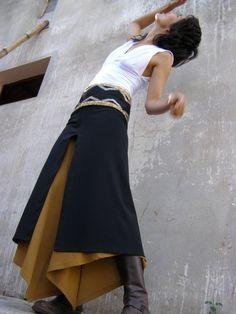 Pantaloni casual triangolare femminile e tutto il di SHIHAR