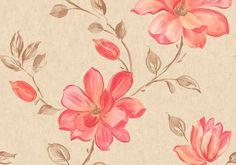 Tapeta ścienna w kwiaty Pastel Florals PS-06-06-1 Grandeco