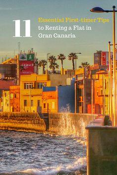 Renting a flat in Gran Canaria